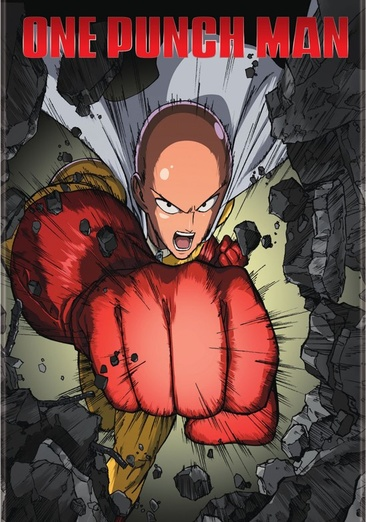 Image for One Punch Man (Dvd/2 Disc/Standard Edition) from Circuit City