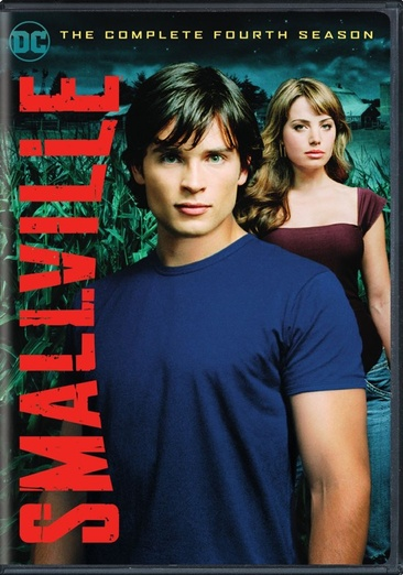 Image for Smallville-Complete 4Th Season (Dvd/6 Disc/Re-Pkg) from Circuit City