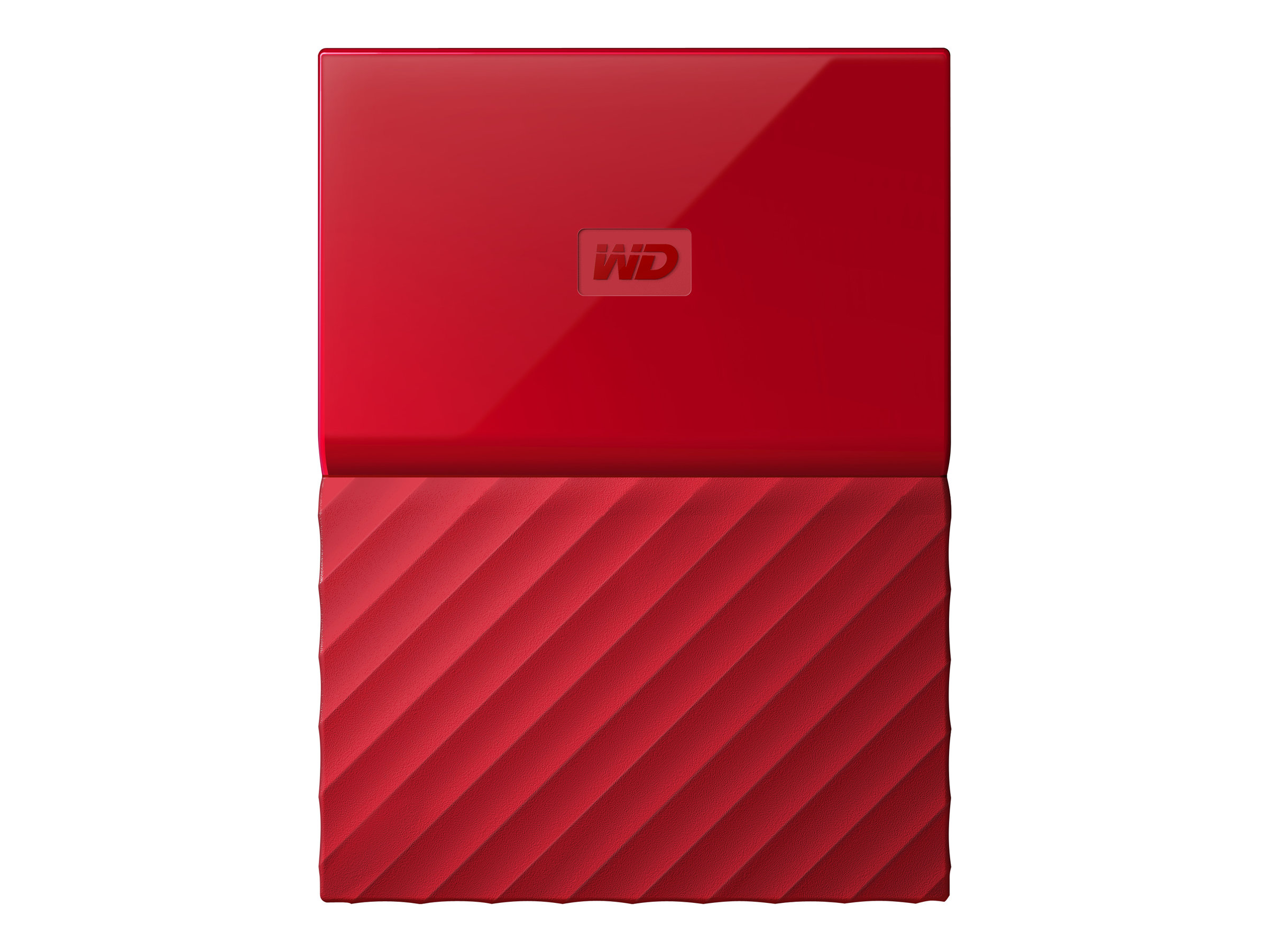 Image for Wd My Passport Wdbynn0010Brd - Hard Drive - 1 Tb - Usb 3.0 from Circuit City