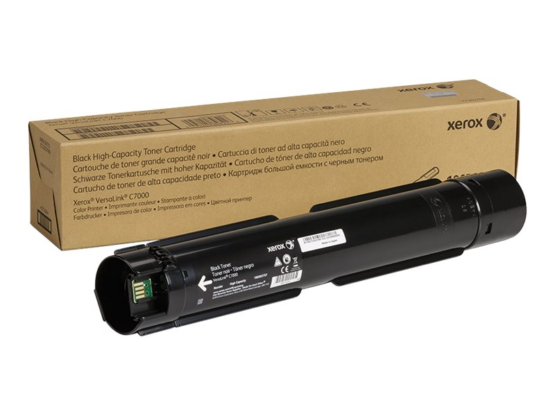 Image for Xerox Versalink C7000 - High Capacity - Black - Toner Cartridge from Circuit City