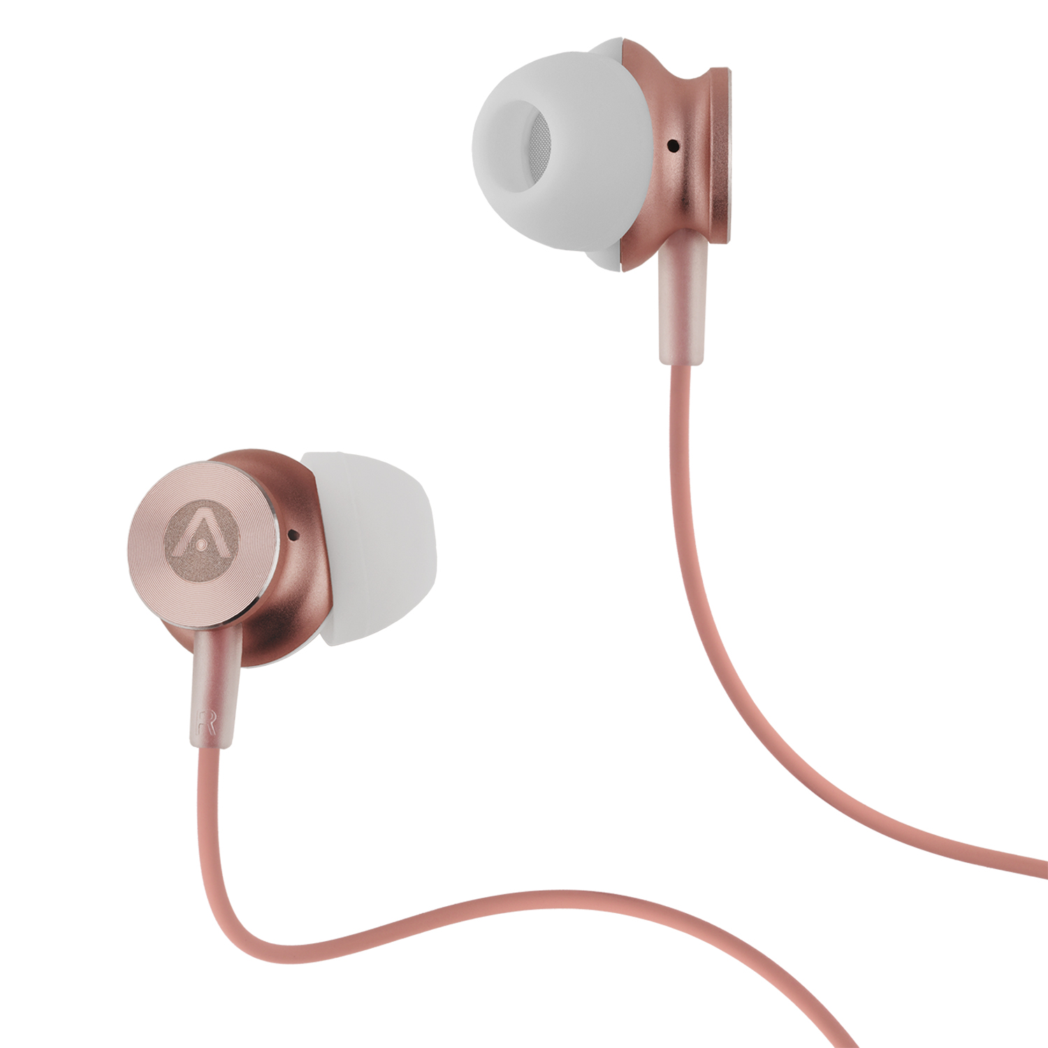Image for Audiomate A180 Hi-Fi Stereo Earphones - Pink from Circuit City