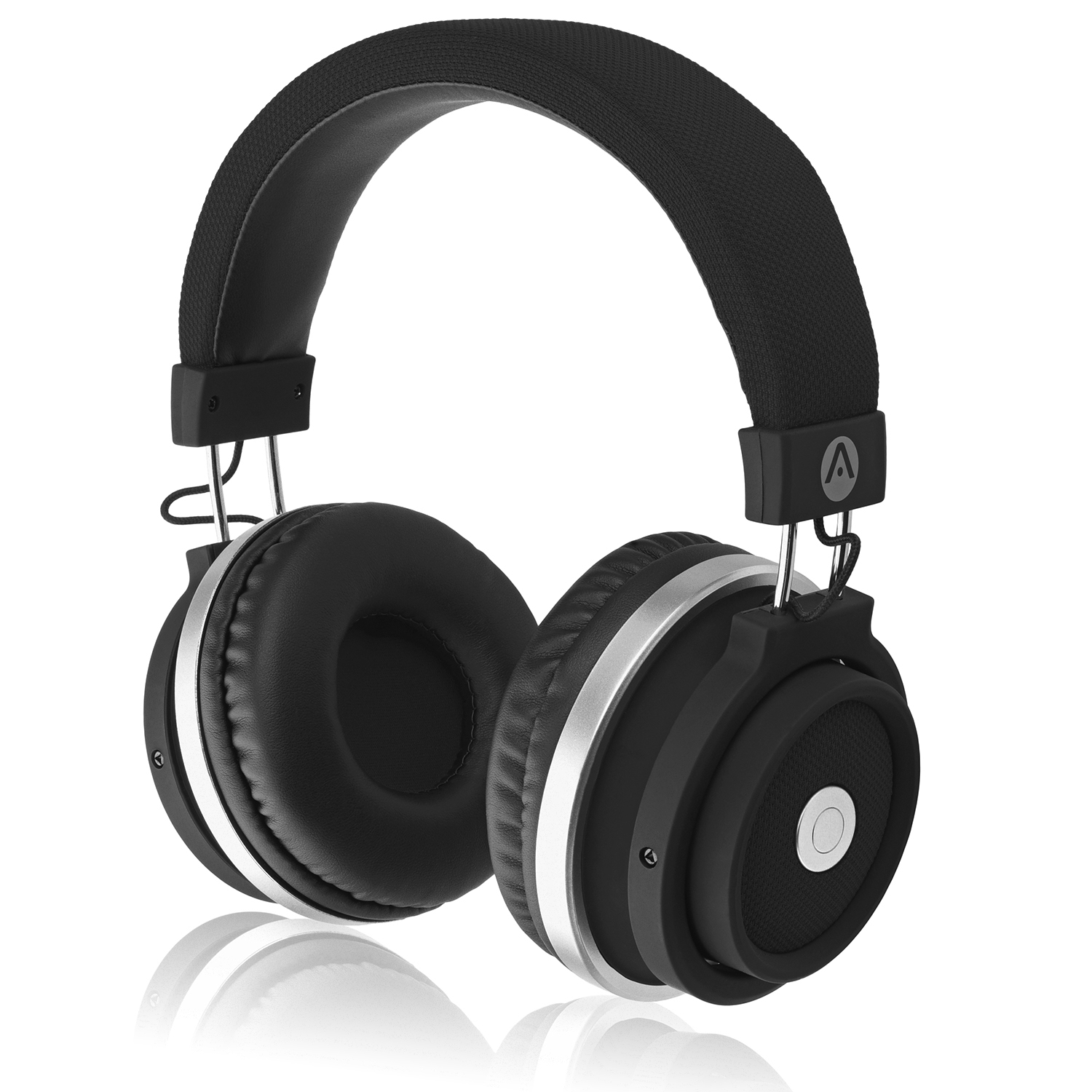 Image for Audiomate Bluetooth Headphones (Black) from Circuit City