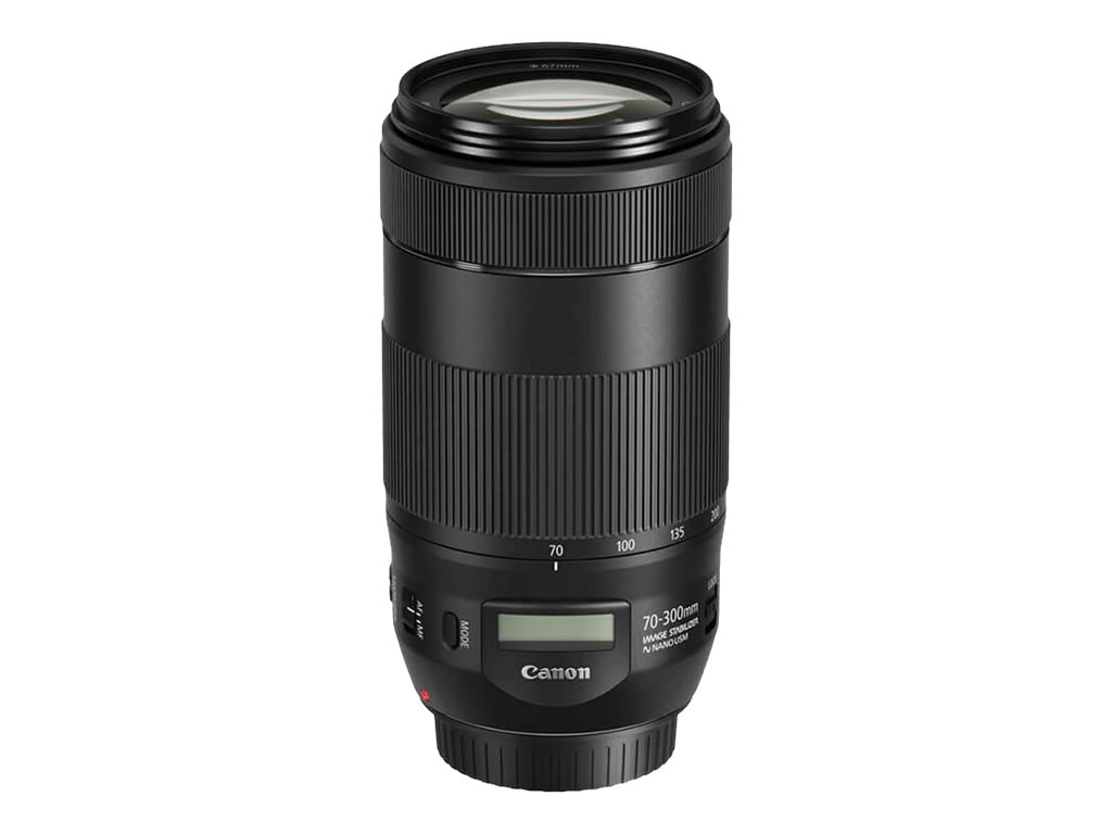 Image for Canon EF 70-300mm f/4-5.6 IS II USM Lens from Circuit City