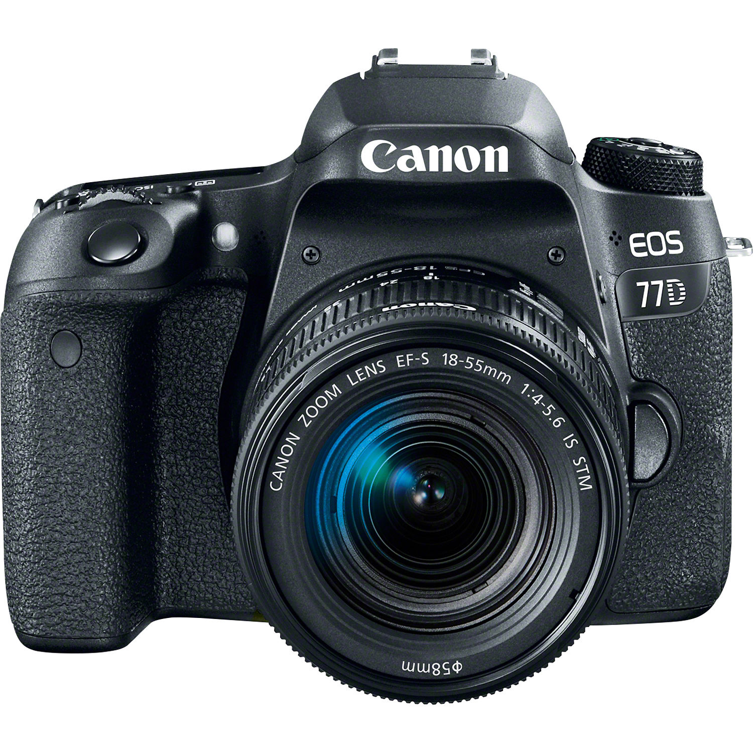 Canon Eos 77D - Digital Camera Ef-S 18-55Mm Is Stm Lens