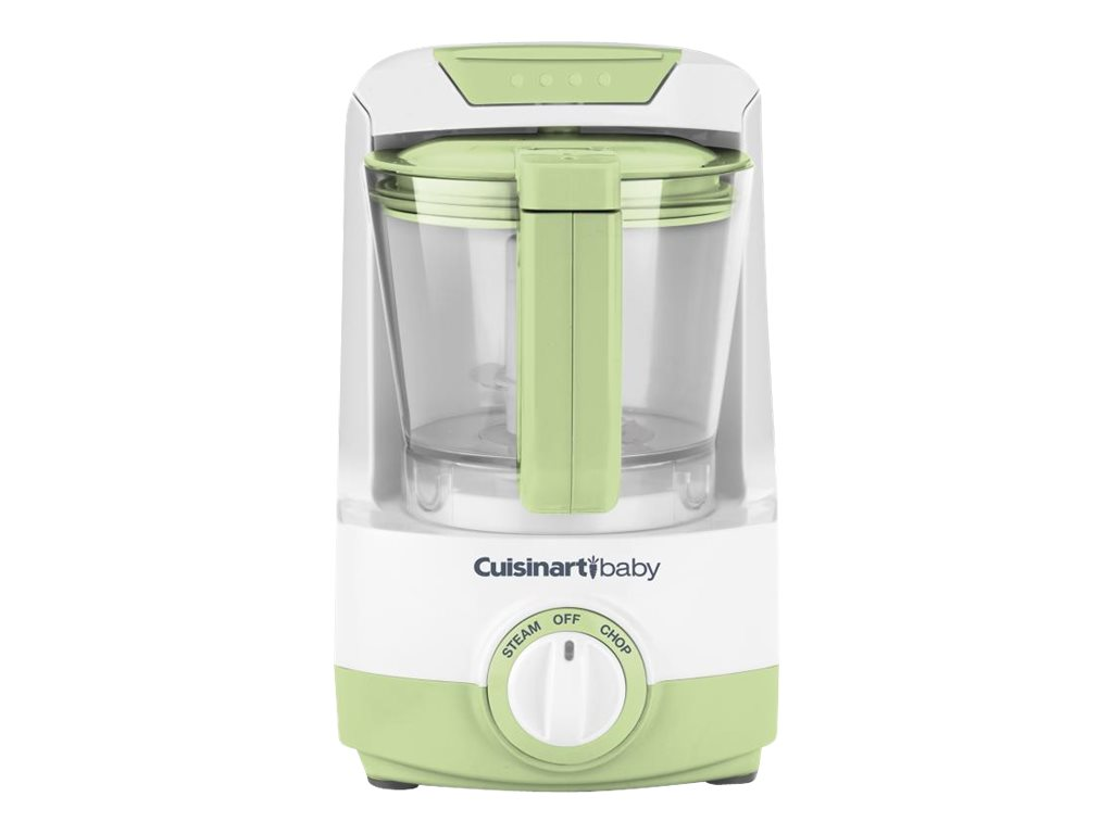 Image for Cuisinart Baby Food Maker and Bottle Warmer - green from Circuit City
