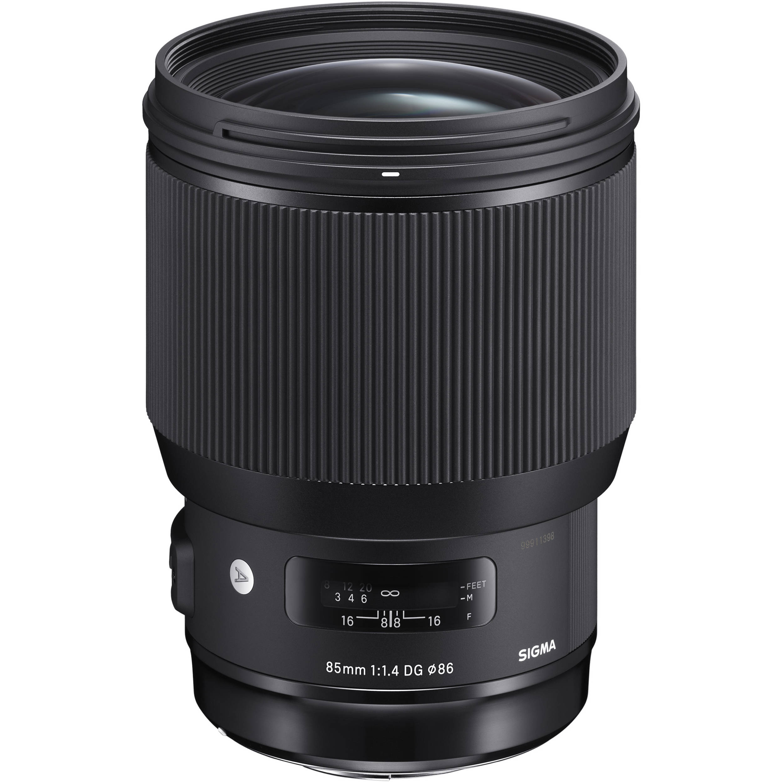 Image for Sigma 85Mm F/1.4 Dg Hsm Art Lens For Nikon F from Circuit City