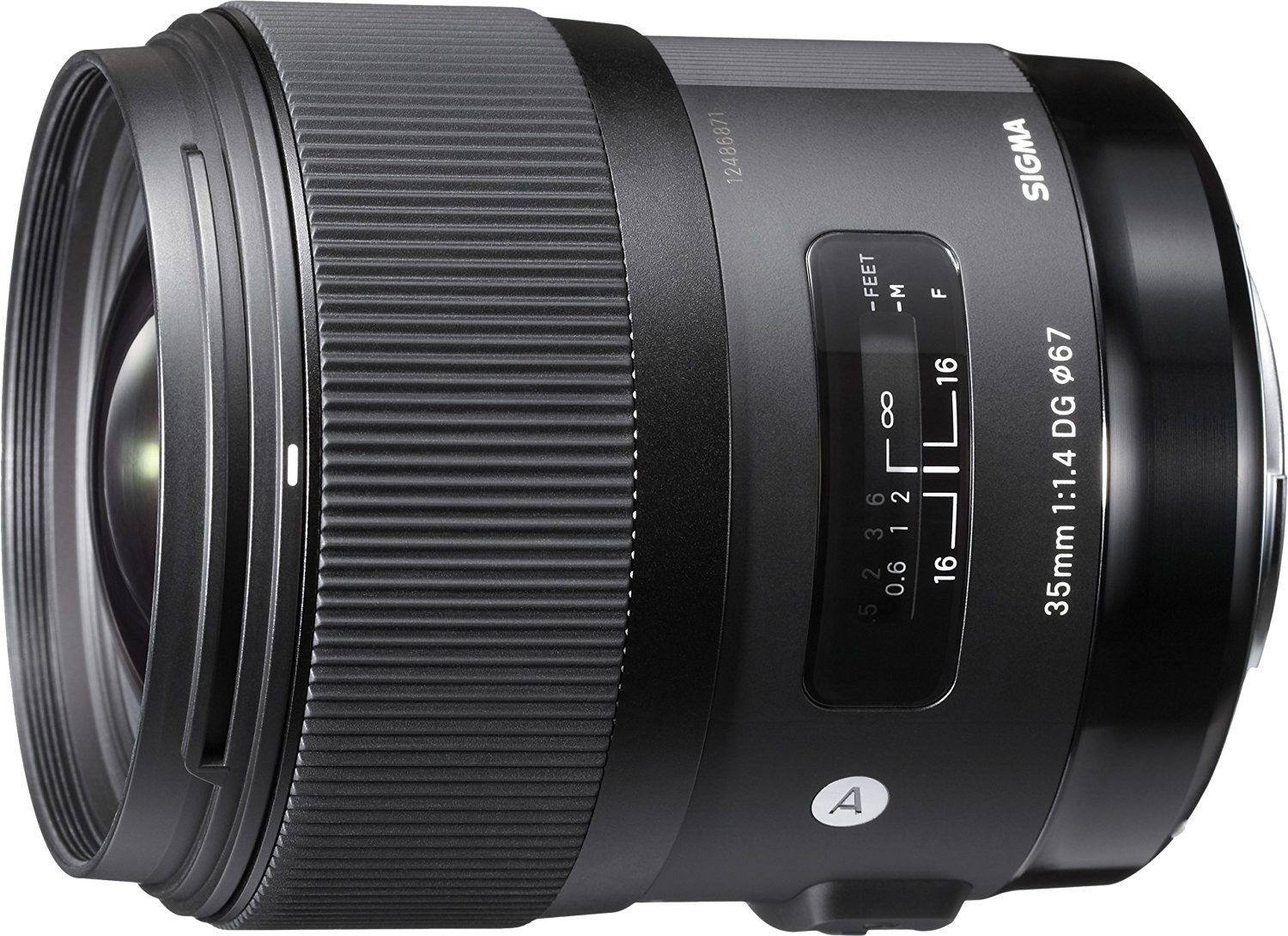 Image for Sigma 35Mm F1.4 Art Dg Hsm Lens For Pentax from Circuit City