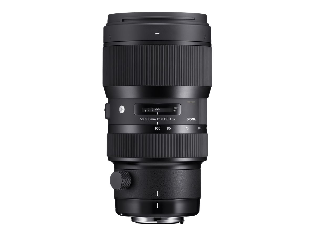 Image for Sigma Art - Telephoto zoom lens - 50 mm - 100 mm - f/1.8 DC HSM - Nikon F from Circuit City