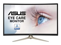 Asus - Led Monitor - Curved - Full Hd (1080P) - 31.5
