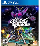 New Gundam Breaker - Sony PlayStation 4