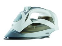 Brentwood MPI-59W Power Steam Iron Nonstick Wht