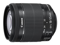 Canon Ef-S Zoom Lens - 18 Mm - 55 Mm