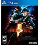 Resident Evil 5 - Sony Playstation 4