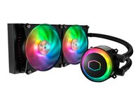 Cooler Master MasterLiquid ML240R RGB - liquid cooling system