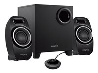 Creative T3250 Wireless - Speaker System - For Pc - Wireless