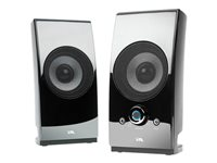 Cyber Acoustics CA-2027 2.0 Powered Speaker System