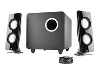 Cyber Acoustics Curve Series Immersion - Speaker System - For Pc