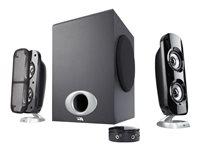 Cyber Acoustics CA-3858BT 2.1 Bluetooth Multimedia Spkr