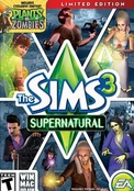 The Sims 3 Supernatural Limited Edition - Mac, Windows