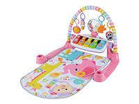 Fisher-Price - Deluxe Kick & Play Piano Gym