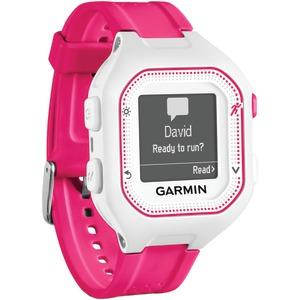 Garmin Forerunner  25, White/Pink, North America
