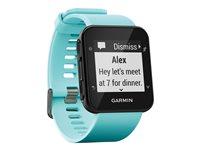 Garmin Forerunner 35 Gps Running Watch, Sunlight-Visible, 0.93 X 0.93 Display, Frost Blue