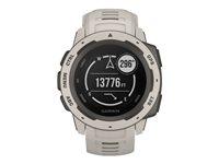 Garmin Instinct - tundra - smart watch with band