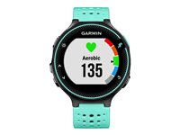 Garmin Forerunner 235 Gps Running Watch With Wrist-Based Heart Rate, 1.23 Display, Frost Blue