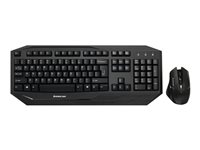Kaliber Gaming by IOGEAR GKM602R - keyboard and mouse set