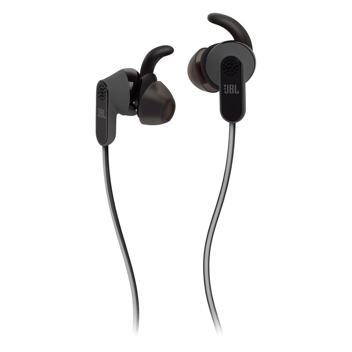JBL Reflect Aware in-ear sport headphones with lightning - Black