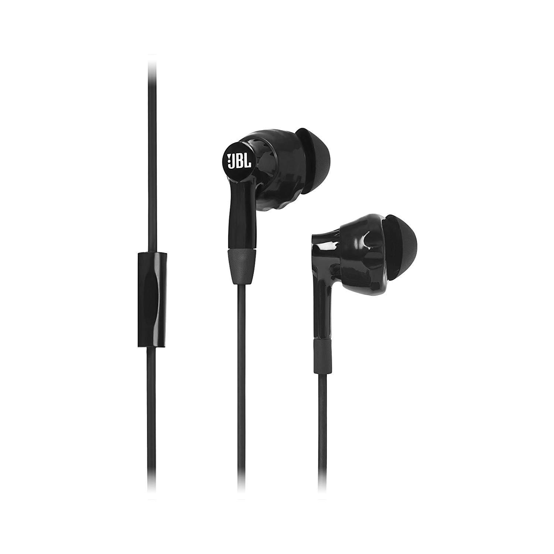 JBL Inspire 300 In-the-ear, sport earphones feature TwistLock™ Technology