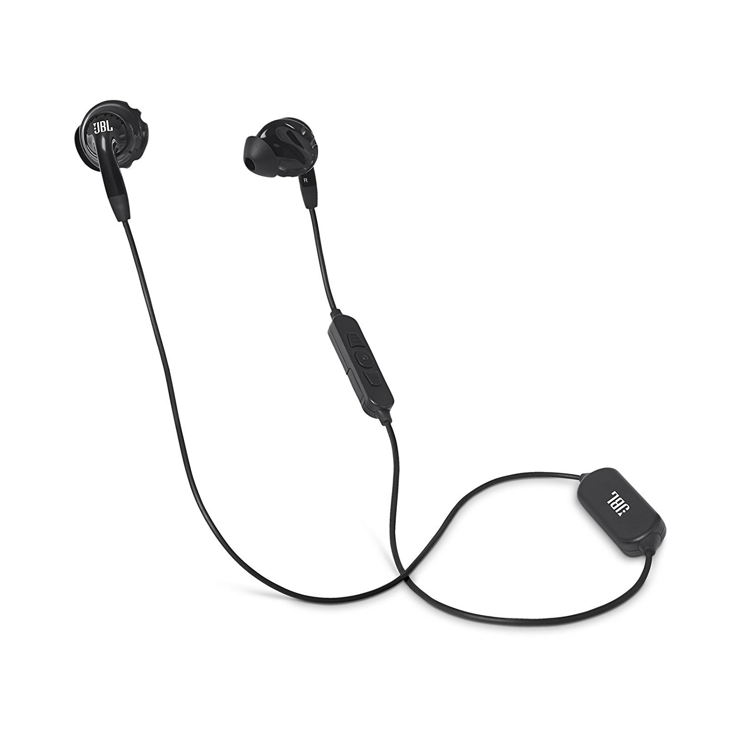 JBL Inspire 500 In Ear Wireless Sport Headphones, Three-Button Remote Control