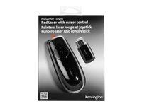 Kensington Presenter Expert Red Laser with Cursor Control - presentation remote control