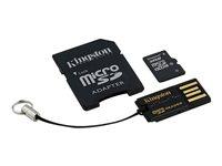 Kingston MBLY10G2/  MICRO SDHC MULTI
