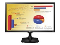 Lg - Led Monitor - Full Hd (1080P) - 22