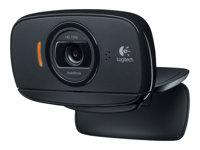 Logitech HD Webcam B525 - web camera