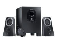 Logitech Z-313 - Speaker System - For Pc