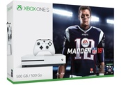 Xbox One S - Madden NFL 18 Bundle - game console - 500 GB HDD - robot white