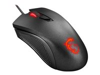 MSI Gaming - mouse - USB - black