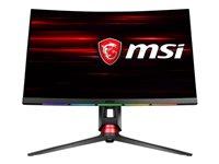 Msi Optix Mpg27C - Led Monitor - Curved - Full Hd (1080P) - 27