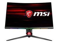 MSI Optix MPG27CQ - LED monitor - curved - 27