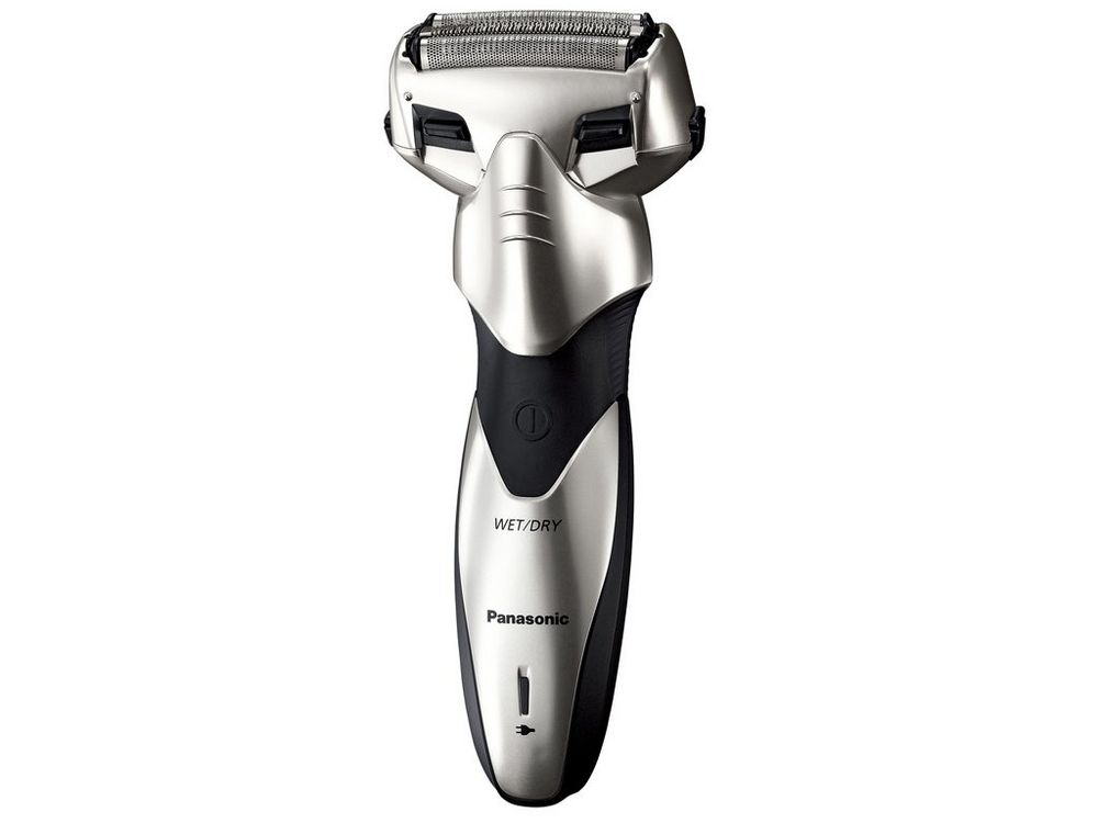 Panasonic ARC3 3-Blade Wet/Dry Electric Mens Shaver with Upto 60 Min of Cordless Power