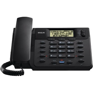 RCA ViSYS 25201RE1 - corded phone with caller ID/call waiting