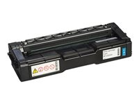 Ricoh - cyan - original - toner cartridge