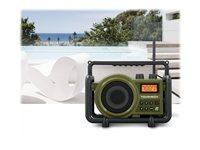 Sangean TB-100 Toughbox Ultra Rugged Radio