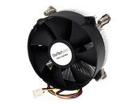 Startech 95mm CPU Cooler Fan with Heatsink for Socket LGA1156/1155 with PWM - processor cooler