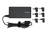 Targus 90W Ac Semi-Slim Universal Laptop Charger - Power Adapter - 90 Watt