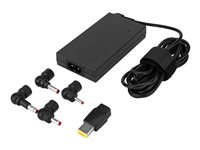 Targus Ultra-Slim Universal Laptop Charger - Power Adapter - 65 Watt