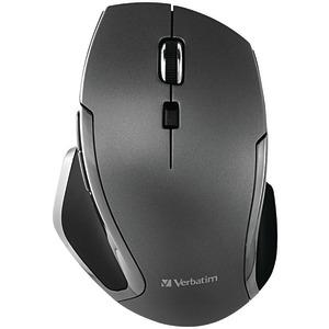 Verbatim Deluxe - mouse - 2.4 GHz - graphite