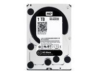 Wd Black Performance Hard Drive - Hard Drive - 1 Tb - Sata 6Gb/S